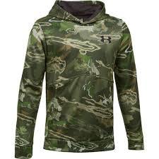 under armour boys u0027 storm camo hoodie academy