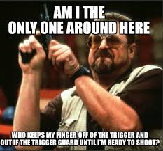 Carry On Meme - looking at this meme since getting my concealed carry permit