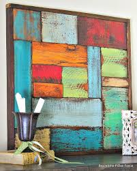 diy pallet artwork best 25 pallet wall ideas on
