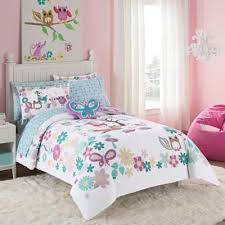 Purple Toddler Bedding Set Ruched Toddler Bedding O Shop Purple 4 Canada For Sets Ishoppy