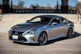 lexus rc f turbo 2017 lexus rc 350 our review cars com