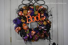 Deco Mesh Halloween Wreath Ideas by Halloween Deco Mesh Wreath Flying Witch Shelley B Home And Holiday