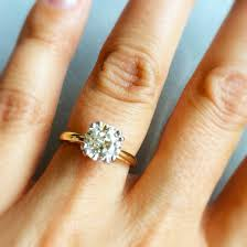 white gold engagement ring with yellow gold wedding band wedding rings can you wear white and yellow gold together can