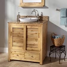 Vanity Powder Room Bathroom Vanities Rustic Look Custom Bathroom Vanities Western
