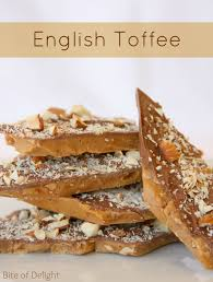 english toffee bite of delight