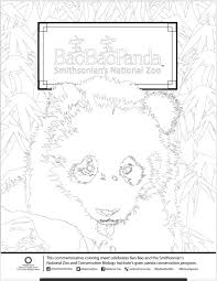 National Zoo Map Zoo Map Coloring Page Anfuk Co
