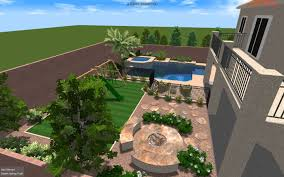 Desert Landscape Ideas For Backyards Impressive Backyard Desert Landscaping Las Vegas Thorplccom Plus