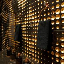 Luxury Powder Room Luxury Powder Room Design Black Marble Lithos Design