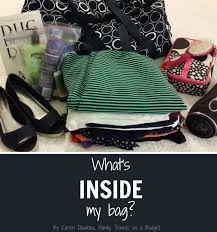 Packing Light Tips What U0027s Inside My Bag A Travel Blogger U0027s Guide To Packing
