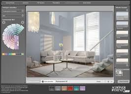 designer wohnen kostenloser interaktiver farbdesigner schöner wohnen farbe