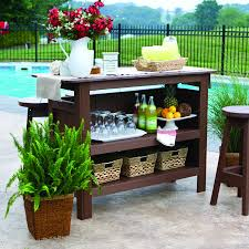 Bar Set Outdoor Patio Furniture - patio furniture bar set roselawnlutheran