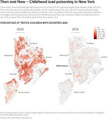 special report despite progress lead hazards vex new york