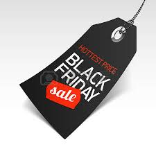 black friday free black friday sale price tag royalty free cliparts vectors and