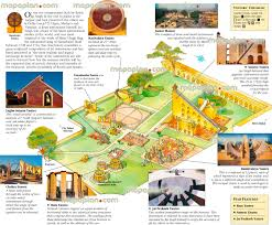 North India Map by Jaipur Map Detailed Interactive Map Of Jantar Mantar In Jaipur