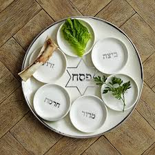 modern seder plate seder plate roundup florence isabelle