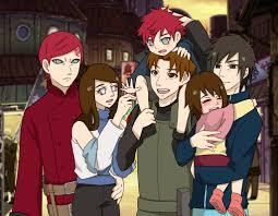 ocgaara hikari family and annko team by hikarihyugagaara on deviantart