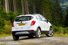 vauxhall mokka vauxhall mokka x unveiled uk pricing announced autoevolution