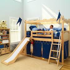 Slide For Bunk Bed Slide Beds Shop Top Selling Bunks Lofts With Slides Maxtrix