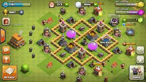 layout vila nivel 9 clash of clans clash of clans base designs per town hall walkthrough guides