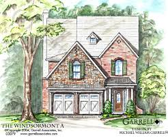 English Tudor Style House Winsormont A House Plan House Plans By Garrell Associates Inc