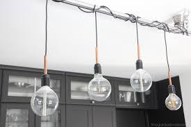 suspension pour cuisine design comment j é ma cuisine avec une suspension diy
