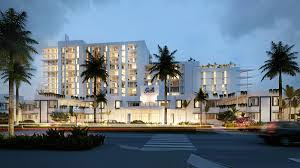 the gale residences in fort lauderdale secures construction loan