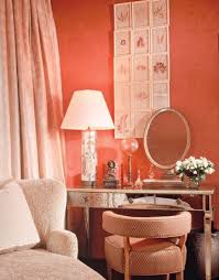 Best Coral Interiors Images On Pinterest Colors Coral And - Coral color bedroom