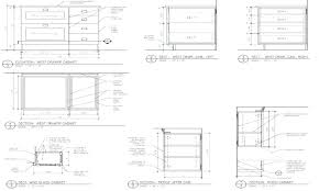 kitchen cabinets drawing kitchen cabinets free back to
