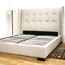 Queen Headboard Bookcase Bed Frames Queen Headboard With Storage Bookcase And King Size