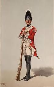 British Soldier Halloween Costume British Soldiers Eighteenth Century