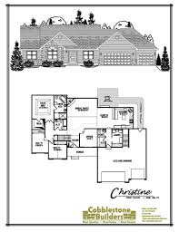 christine ranch home by award winning wisconsin home builder