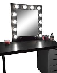 Tabletop Vanity Mirrors With Lights Best 25 Mirror With Led Lights Ideas On Pinterest Best Lighting