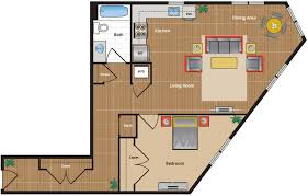 metro village apartments floor plans u0026 pricing