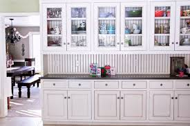 alternatives to glass front cabinets gorgeous glass front cabinets via apartment therapy awesome