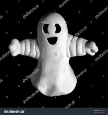 scary ghost on black background unauthorized stock photo 62183179