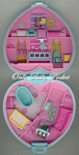 1994 polly pocket babytime fun