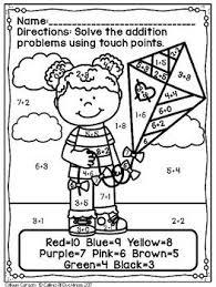 best 25 touch math ideas on pinterest preschool number