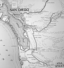 San Diego Trolley Map Community Voices This Is Not A Historic Coronado Trolley