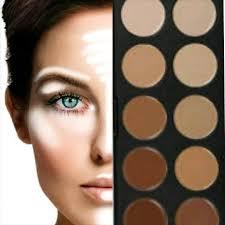 color concealer new camouflage contouring concealer palette 10 mac colors makeup