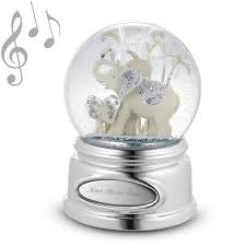 baptism snow globes personalized snow globes at things remembered