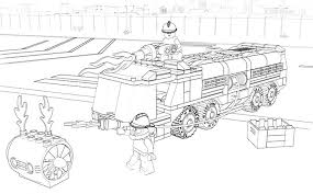 lego coloring pages 60061 vehicles lego