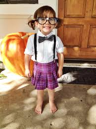 Halloween Nerd Costumes Girls Easy Inexpensive U0026 Adorable Diy Halloween Costumes Littles