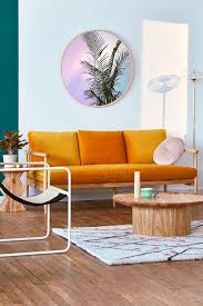 minna velvet sofa urban outfitters urban and interiors