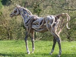 21 best driftwood horses images on driftwood sculpture