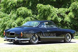 karmann ghia green sold volkswagen karmann ghia coupe auctions lot 33 shannons