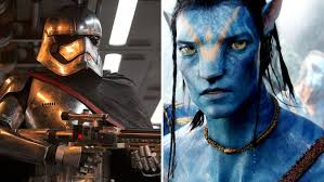 new film box office collection 2016 box office star wars force awakens tops avatar to become no 1