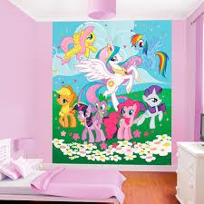 my little pony friendship wallpaper by walltastic great