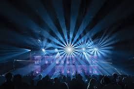 Blue Light Live Mixing New Order Live