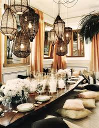 Design Dining Room by Best 25 Bohemian Dining Rooms Ideas On Pinterest Midcentury