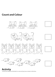 worksheets for 5 years old fun kiddo shelter
